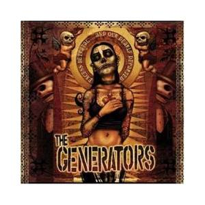 The Generators: Excess Betrayal .... And Our Dearly Departed - Cover