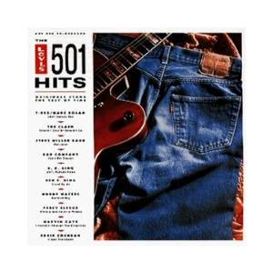 Levi's 501 Hits, The - Cover