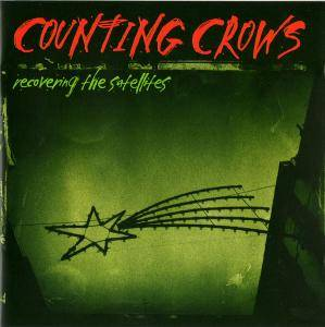 Counting Crows: Recovering The Satellites - Cover