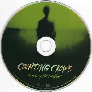 Counting Crows: Recovering The Satellites (CD) - Bild 5