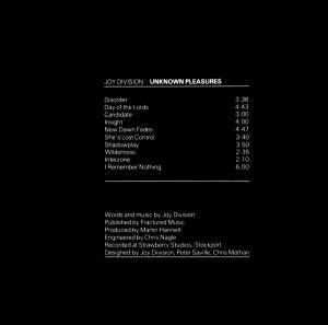 Joy Division: Unknown Pleasures (CD) - Bild 4