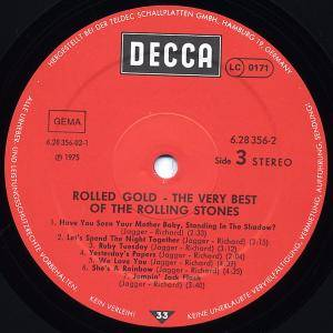 The Rolling Stones: Rolled Gold - The Very Best Of The Rolling Stones (2-LP) - Bild 7