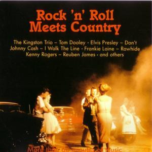 Rock 'n' Roll Meets Country - Cover