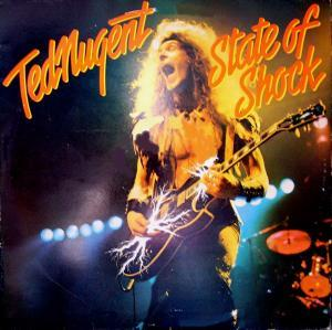 Ted Nugent: State Of Shock - Cover