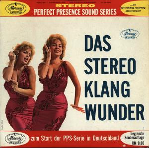Stereo-Klangwunder, Das - Cover