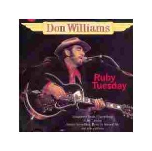 Don Williams: Ruby Tuesday - Cover