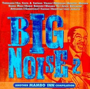Cover - Negrocan: Big Noise 2 - Another Mambo Inn Compilation