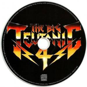 Kreator / Sodom / Tankard / Destruction: The Big Teutonic 4 (Split-Mini-CD / EP) - Bild 5