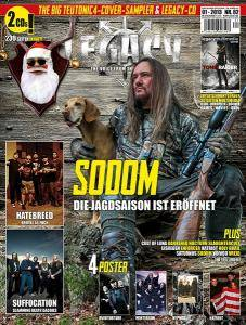 Kreator / Sodom / Tankard / Destruction: The Big Teutonic 4 (Split-Mini-CD / EP) - Bild 6