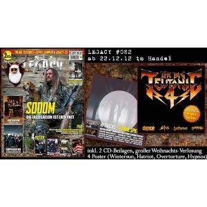 Kreator / Sodom / Tankard / Destruction: The Big Teutonic 4 (Split-Mini-CD / EP) - Bild 8