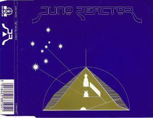 Cover - Juno Reactor: High Energy Protons