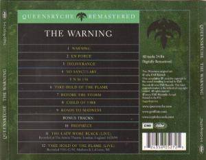 Queensrÿche: The Warning (CD) - Bild 3