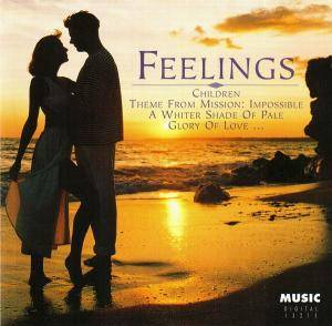 Cover - Jack Fender: Feelings