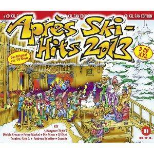 Cover - DJ Antoine Feat. The Beat Shakers: Après Ski-Hits 2013