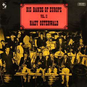 Cover - Hazy Osterwald: Big Bands Of Europe Vol. II