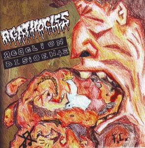 Agathocles: Agathocles / Rebelion Disidente - Cover