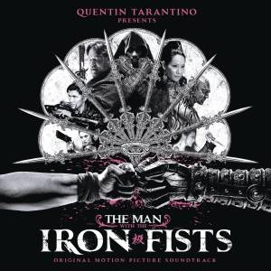 Man With The Iron Fists, The - Cover