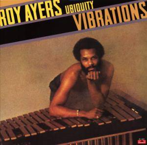 Cover - Roy Ayers: Ubiquity Vibrations