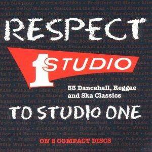 Cover - Termites, The: Respect To Studio One
