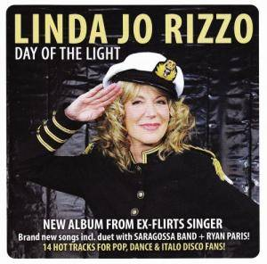 Linda Jo Rizzo: Day Of The Light - Cover