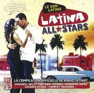 Son Latino * Latina All Stars, Le - Cover