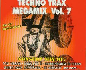 Cover - Nitribit: Techno Trax Megamix Vol.7