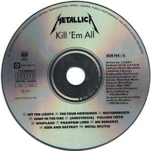 Metallica: Kill 'em All (CD) - Bild 4