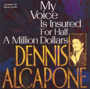 Cover - Dennis Alcapone: My Voice Is Injured For Half A Million Dollars