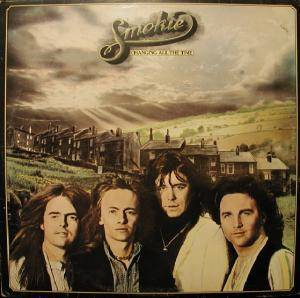 Smokie: Changing All The Time - Cover