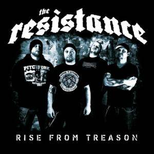 The Resistance: Rise From Treason - Cover