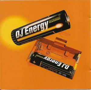 Cover - DJ Energy: Recharge