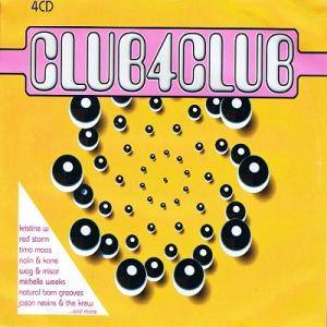 Cover - Pulp Victim: Club4club