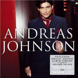 Cover - Andreas Johnson: Mr Johnson, Your Room Is On Fire