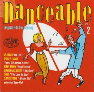 Cover - Charade: Danceable Vol. 2