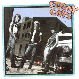 Cover - Stray Cats: Rock Therapy