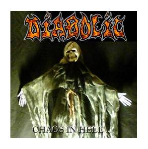 Cover - Diabolic: Chaos In Hell