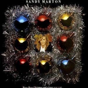 Cover - Sandy Marton: Merry Merry Christmas And A Happy New Year