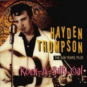 Cover - Hayden Thompson: Rock-A-Billy Gal