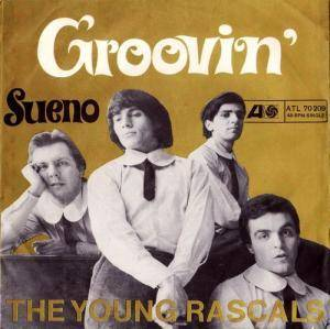 Cover - Young Rascals, The: Groovin'