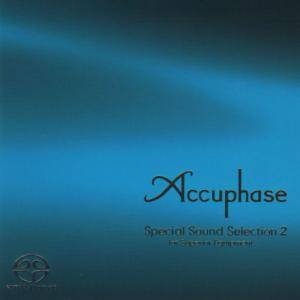 Cover - Takeshi Inomata: Accuphase - Special Sound Selection 2 For Superior Equipment