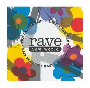 Rave New World - Cover