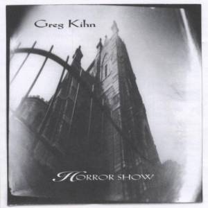 Cover - Greg Kihn: Horror Show