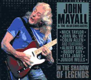 Cover - John Mayall & The Bluesbreakers: In The Shadow Of Legends