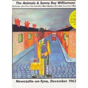Eric Burdon & The Animals: Newcastle-On-Tyne, December 1963 - Cover
