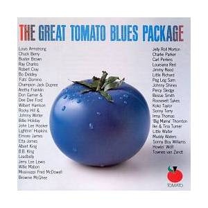 Great Tomato Blues Package, The - Cover