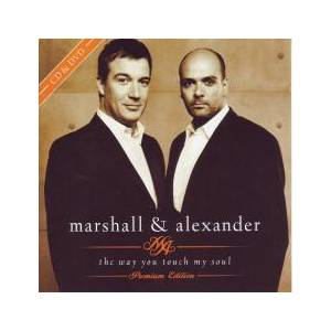 Marshall & Alexander: Way You Touch My Soul, The - Cover