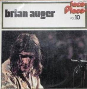 Cover - Brian Auger: Faces And Places Vol. 10