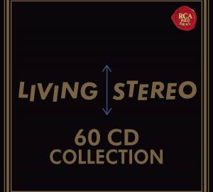 Cover - Henri Mulet: Living Stereo - 60 CD Collection