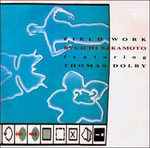 Ryuichi Sakamoto Feat. Thomas Dolby: Field Work - Cover