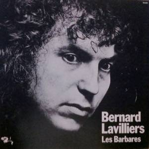 Cover - Bernard Lavilliers: Les Barbares